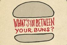 Between The Buns / There's more to buns than plain burgers. Try these mouth-watering recipes on our complete line of buns & specialty buns today!  http://www.klostermanbakery.com/products/