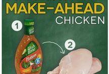 Food - Make Ahead Meals