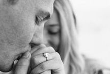 betrothed / Engagement photo shoots