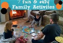 Family / Special Family Moments and Family / by Jillian Riley @ A Mom With A Lesson Plan