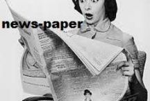 The EXPONENT Daily / My online paper with news from all the world / by Mira Grecu