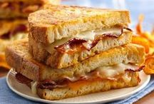 Grilled Cheese with Klosterman Bread / Just remember, the secret ingredient is always cheese. In addition to the two delicious pieces of Klosterman Bread of course! Classic or fancy, these grilled cheese recipes are sure to satisfying your craving.