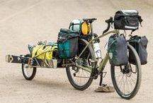#Bike2SkiOregon / 4 guys from Montana are riding their bikes through Oregon with trailers and skis for 2 weeks in May.  They will ride from one ski area to the next, then slide down the snow. They were spoiled the 1st 3 nights of the trip by staying in Mt Hood Vacation Rentals.