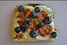 A Toast to Klosterman Bread! / Grab your toaster and try some #delicious #toast #recipes with Klosterman #bread