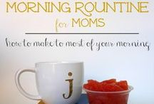 Time for Mom! / Don't forget to take some time for yourself with these fun ideas! / by Jill Riley @ A Mom With A Lesson Plan