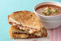 Soup Month with Klosterman / January is National Soup Month! Celebrate with our favorite soup and sandwich combos. There's more than just tomato soup and grilled cheese!