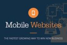 Mobile Websites / More people now use mobiles than PC's to look for local services, so it's essential that your business has a mobile friendly web presence. We build mobile sites that will turn mobile browsers into buyers, with easy to use navigation and contact details. We also ensure that our sites work equally well across all mobile devices.