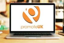 promoteUK / DIGITAL SUPERHEROES WHO CAN MAKE  YOUR BUSINESS BOOM ONLINE!