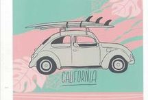 SS18 - California Dreamin' / We are Beach Bound for California. Join us on a adventure of West coast wonders, warm sunsets & good vibes! California Dreamin' is inspired by....