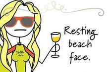 Summer Fun! / Wine + Summer = Fun!