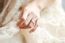 Wedding Rings and Shiny Things