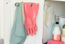 Clean, Green and Organized / diy household projects / by leizaelf
