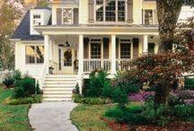 Home sweet home / by Lori Krewson