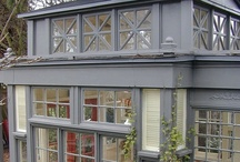 Conservatories, Sunrooms, & Porches / by Alicia