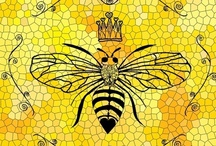 Bees / by Alicia