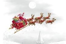 Christmas ~ Santa / by Alicia