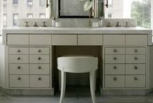 Bathrooms / by Wendy Morton Designs