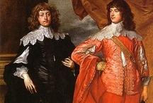 Old fashion, Anton Van Dyck / Anton Van Dyck es uno de los pintores que mas me llama la atencion su vida y el modo en el que habia entendido como inmortalizar su imagen.