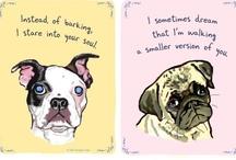 Dog Art & Decor / by HappyBigDog .com