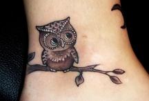 Tattoos & Piercings / by Elizabeth Nyberg