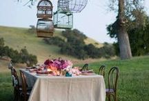 Lets have a Party! / Party and Table Setting Ideas