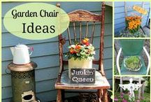 Enchanting our Garden / Enchanting things for the Garden