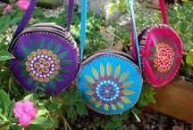 Lovely Bags to Carry / My addiction to bags and purses ;)