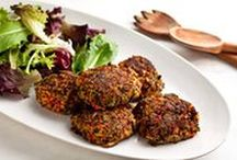 recipes - veggie burgers