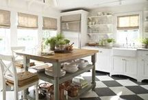 Kitchen Bliss / Inspiration for our Kitchen