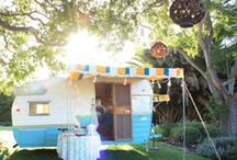 Be Our Guest / Would ♥ to have a Caravan or small Guest Home for friends and family to stay :)
