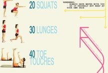 Health: Workouts / by Elizabeth Nyberg