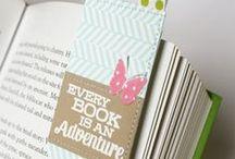 Creative Bookmarks / DIY bookmarks ideas