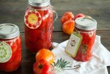 Delicious in a Jar / Favorite Recipes in a Jar, Canning Recipes & Tips