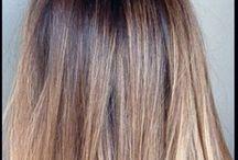 Cabello - Hair / Peinados, cortes, colores, estilos / by Mary Angel Dávila