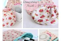"""DIY ✄ Bags 