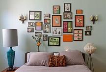Tappiccicoarmuro / gallery walls, frames