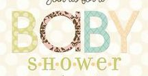 Shabby Chic Baby Shower / Shabby Chic themed Baby Shower