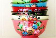 Dishes & Ceramics / by leizaelf
