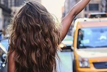 wild, curly hair | IDEAS / Great hair styles - mostly curly/messy/wild/awesome - and ideas.