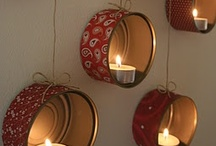 Crafts: Lamps, Lights & Lanterns / by Elizabeth Nyberg