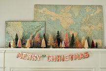 Christmas: Vintage / by Hope Brookins