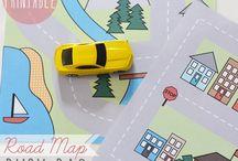 Cars / by Hope Brookins