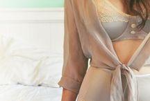 ◆La culotte se porte haute◆ / Lingerie