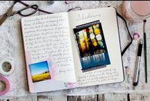 Scrapbooks & Journals
