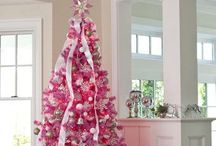 Sugar plum fairy tree / Ideas for our Hospice charity tree