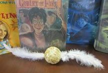 library - harry potter night / harry potter library programs
