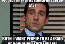 Entertainment: The Office / by Cami Butterworth