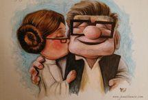 Disney: Star Wars / by Cami Butterworth