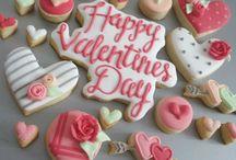 Cookies: Valentine's