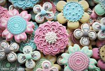 Cookies: Flowers